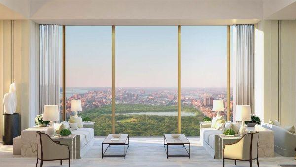 中央公園公寓 - 117西57街紐約