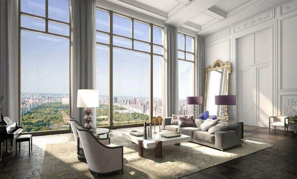 220 Central Park 南公寓紐約紐約