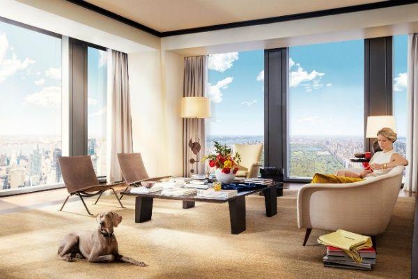 億萬富翁的行公寓 - 53西53街 - 53W53
