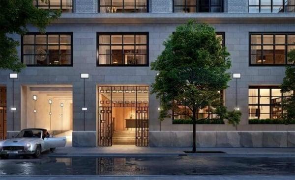 曼哈頓的公寓