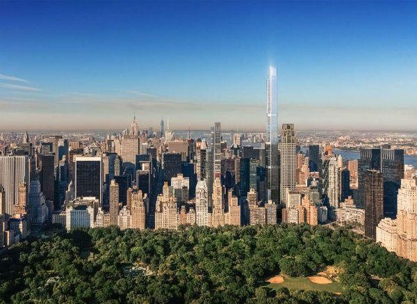 Central Park Tower 公寓出售