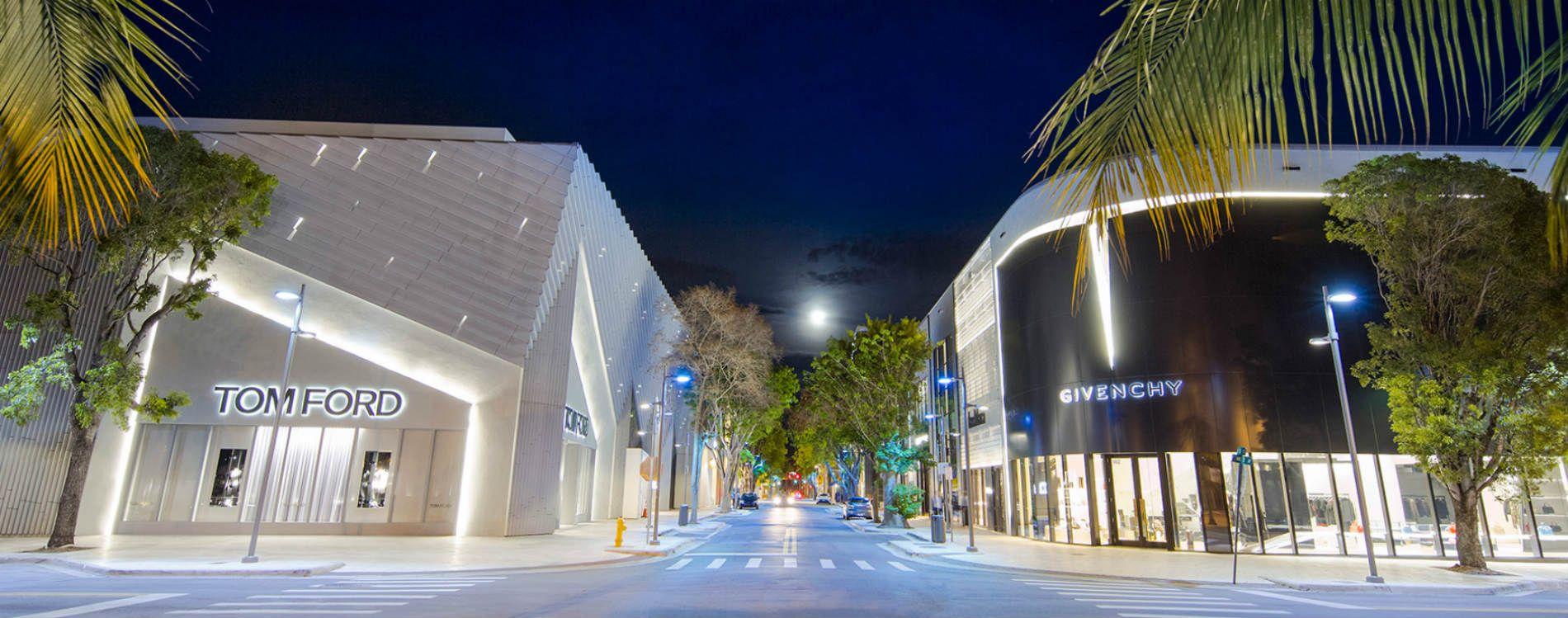 吉文奇湯姆福特邁阿密設計區