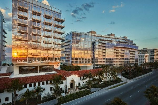 Four Seasons Surfside 邁阿密公寓出售