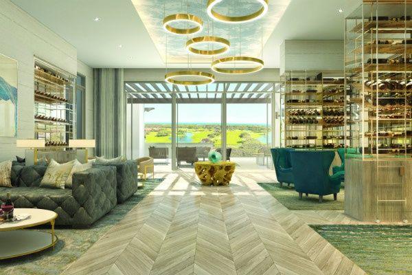 Mandarin Oriental Boca Raton 公寓