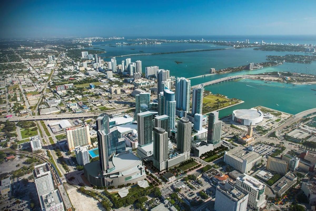 邁阿密世界中心