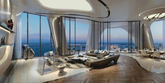 Zaha Hadid 邁阿密豪華建築