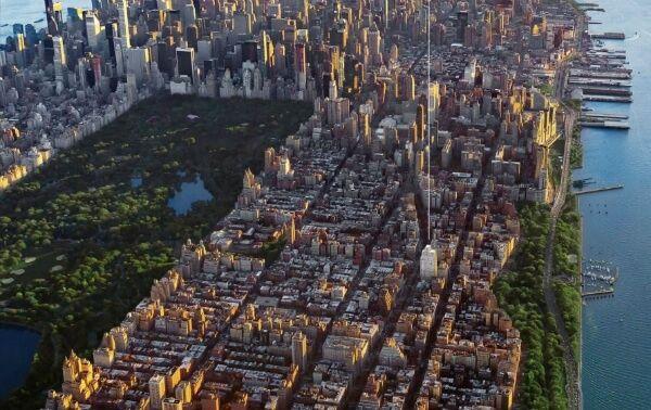 曼哈頓公寓